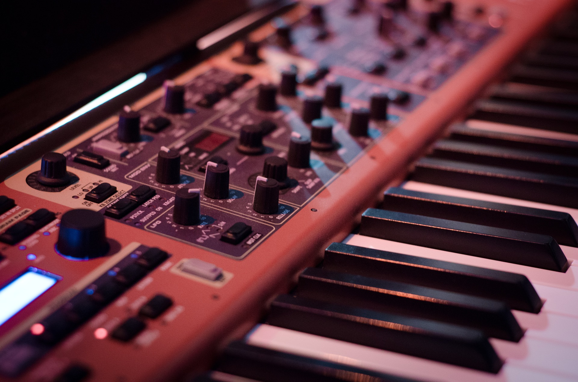 Patrick recording synthesizeraudio service connection